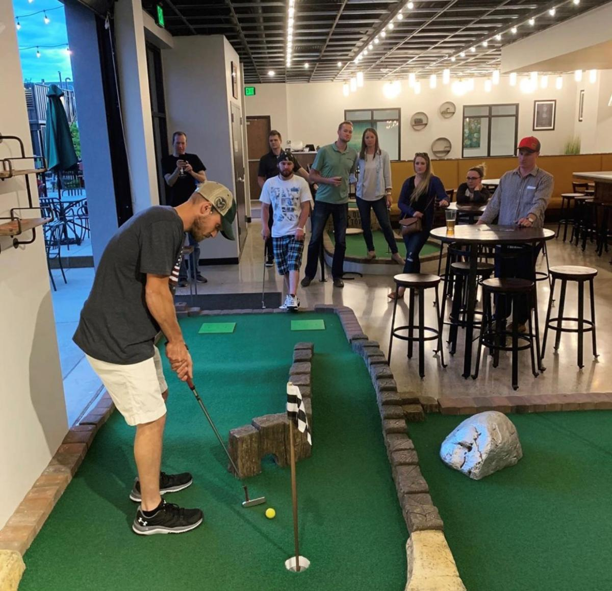 Old Town Putt  Course