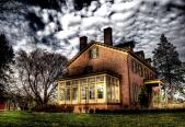 """Shivers will run up and down your spine when you take the Candlelit Ghost Tour at Patchett House in Montgomery on October 26th from 7 to 9pm. Linda Zimmerman, author of """"Back from the Dead,"""" will be there delivering first-hand accounts of supernatural experiences."""