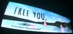 2016 Spring/Summer Co/Op - Digital Billboard - Woodloch Resort