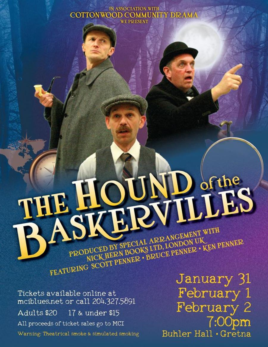 Hounds of Baskervilles