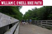 william oneil bike path