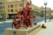 Haymarket Memorial - Chicago Public Art