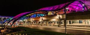 Frederick Douglass—Greater Rochester International Airport