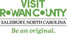 Visit Rowan County Logo 2019