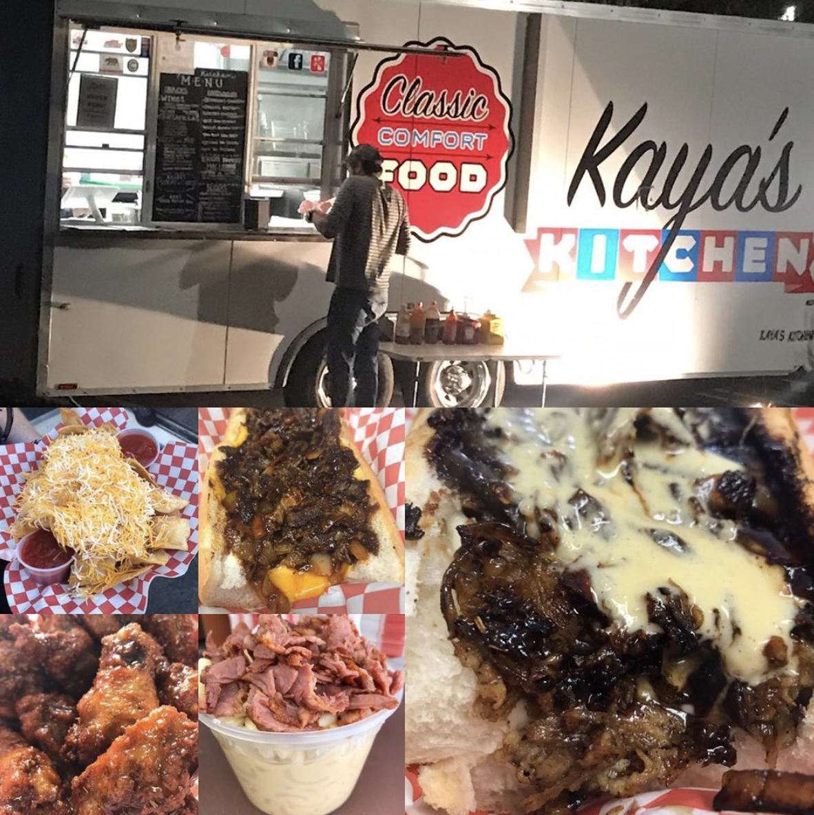 Kaya's Kitchen Food Truck