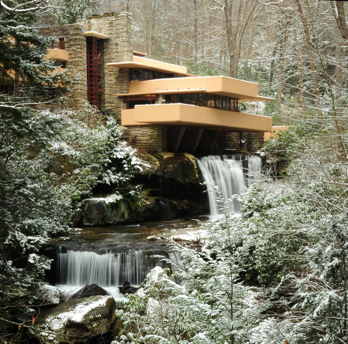 Fallingwater Winter
