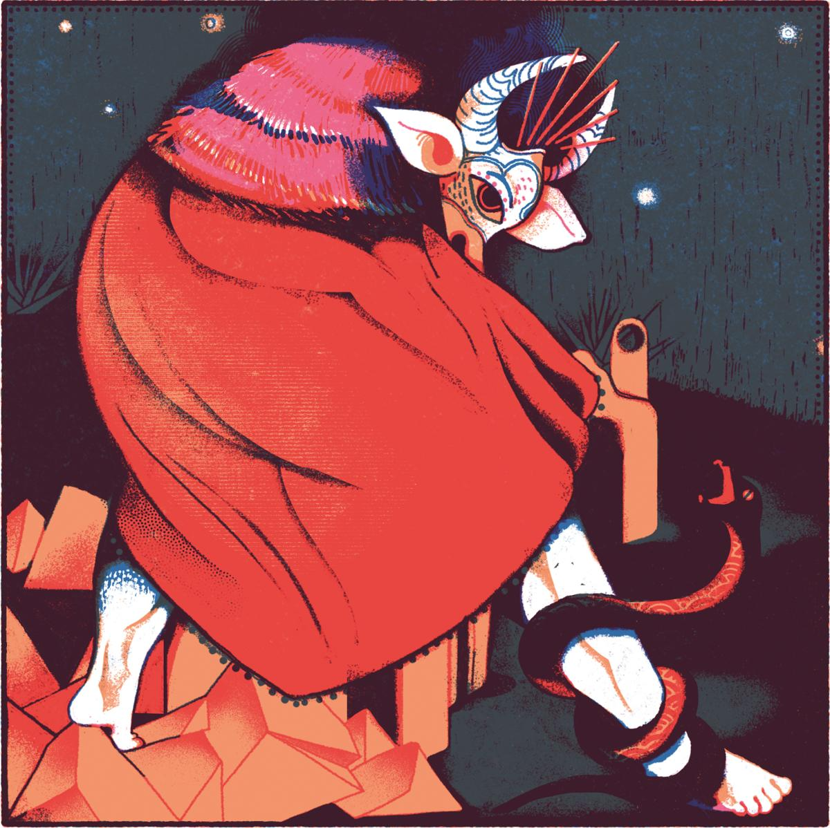 Voices in the Dark, New Mexico Folk Tales by Nasario García