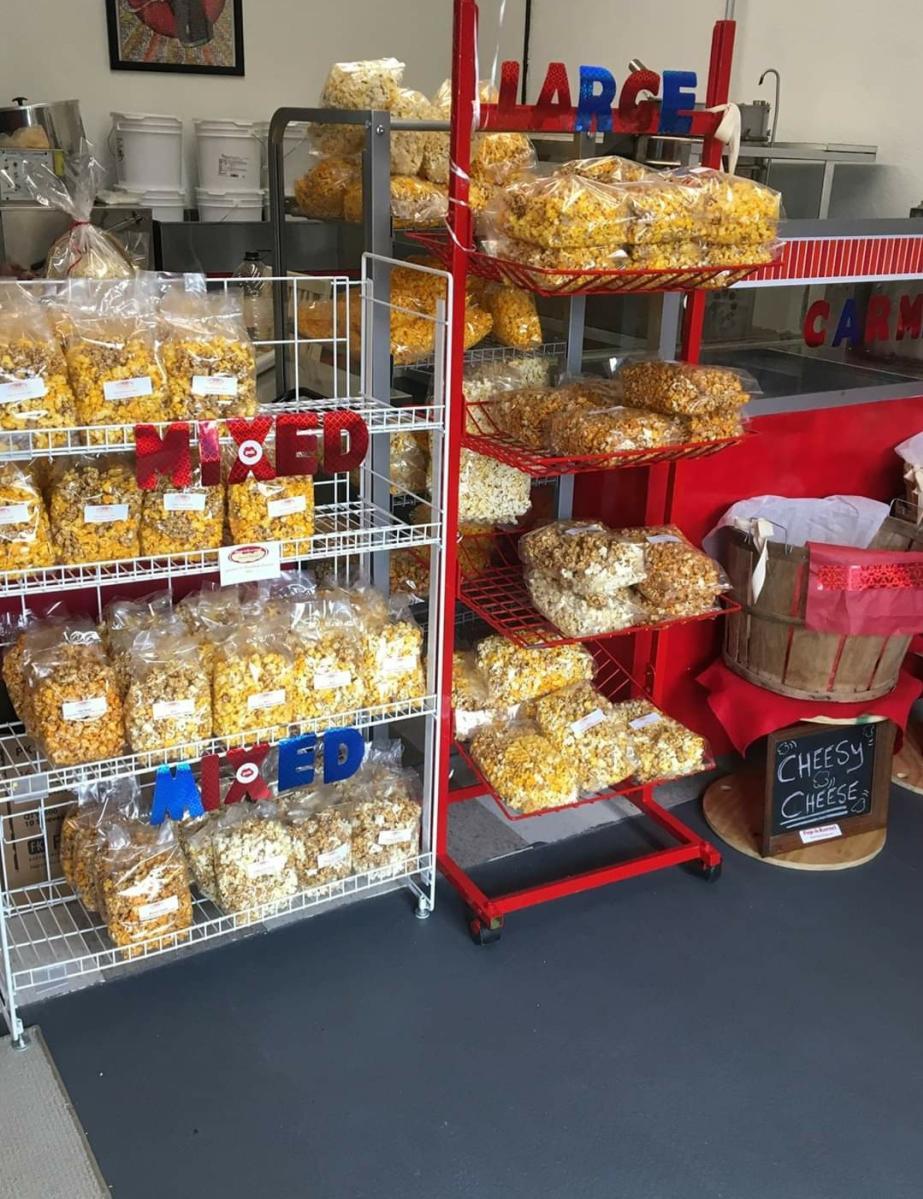 PopAKernel Gourmet Popcorn in Brownsburg