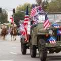 Colony Days Parade & Historic Tent City Festival