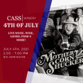 4TH OF JULY BASH AT CASS!