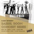 Barrel Room Concert Series: Brass Mash Band