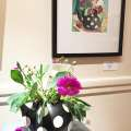 Petals and Palettes Opening Reception at Cambria Center for the Arts