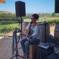 Ecluse Wines: Live Music on the Terrace