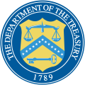 US Treasury Seal