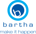 Bartha logo
