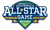 milb all star logo