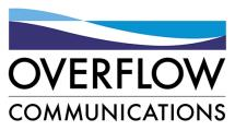 Overflow Communications logo