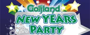 Golfland Sunsplash New Years party