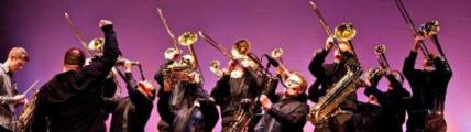 Distinguished Concerts International New York (DCINY) presents Caleb Chapman's Crescent Super Band, twenty-five extraordinarily talented young musicians from Utah, in their Carnegie Hall debut.