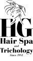 HG Hair Spa logo