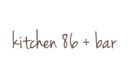 Kitchen 86 + Bar