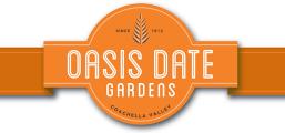 Oasis Date Gardens Logo
