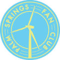 Palm Springs Fan Club logo