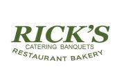 Rick's Restaurant Logo