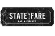 State Fare Bar + Kitchen logo