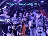 Shadow Mountain Band with text