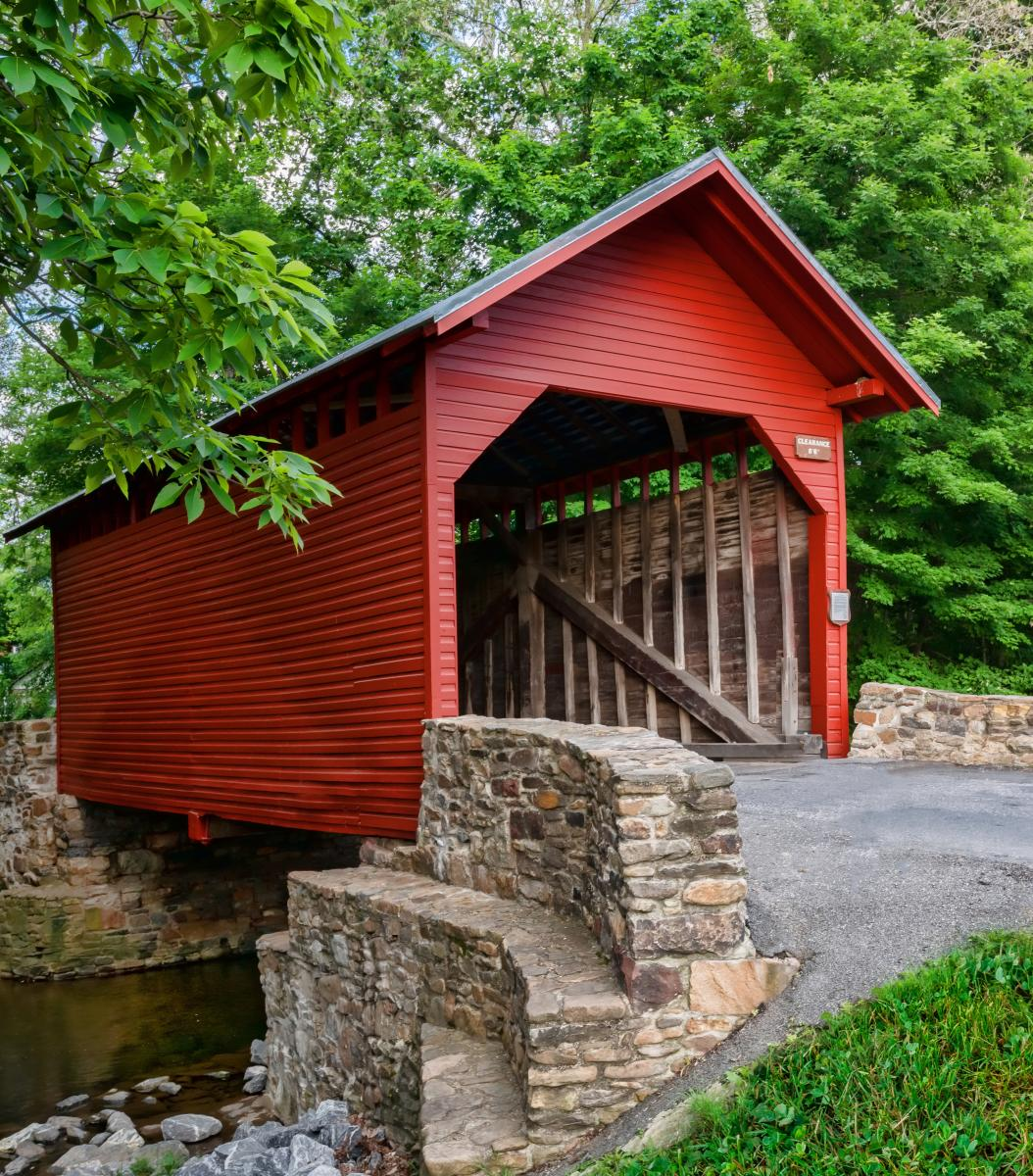 2006, Roddy Road Covered Bridge, Thurmont, MD