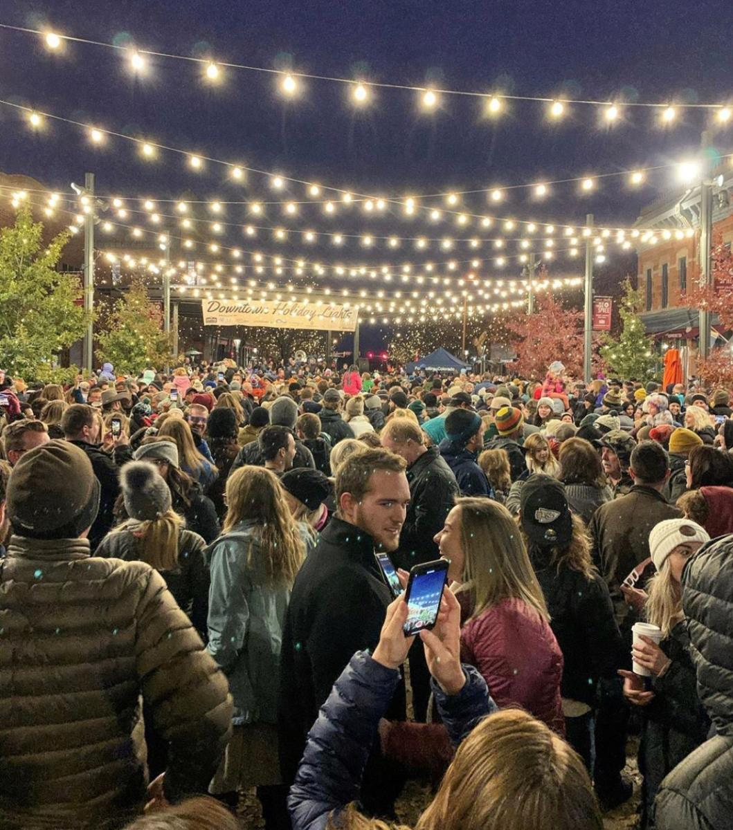 Downtown Lighting Festival