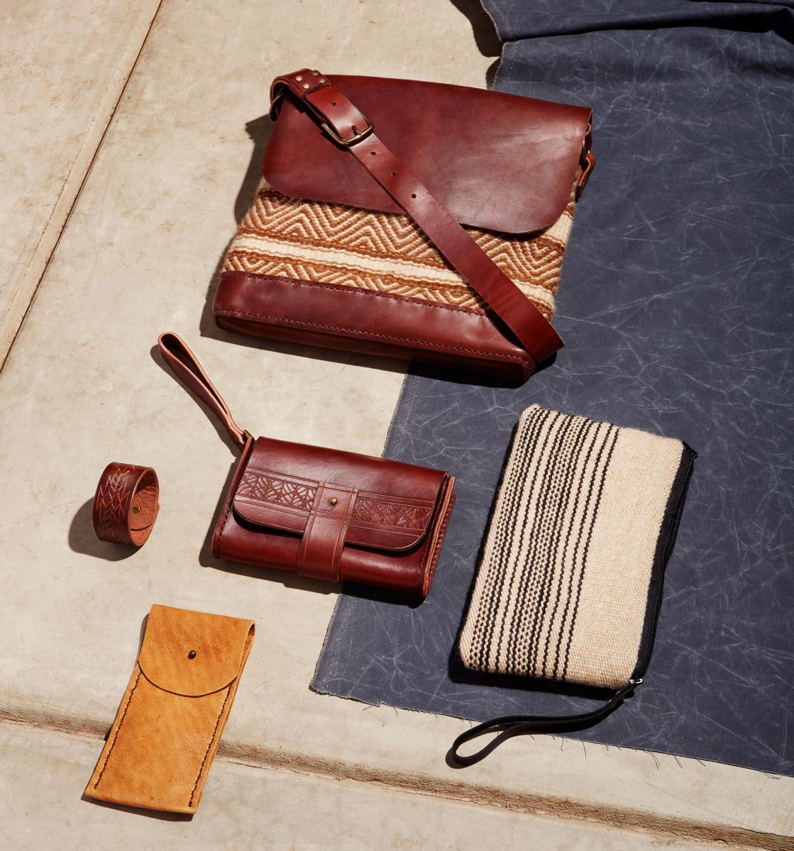 Deborah Pierson Leatherworks Shop