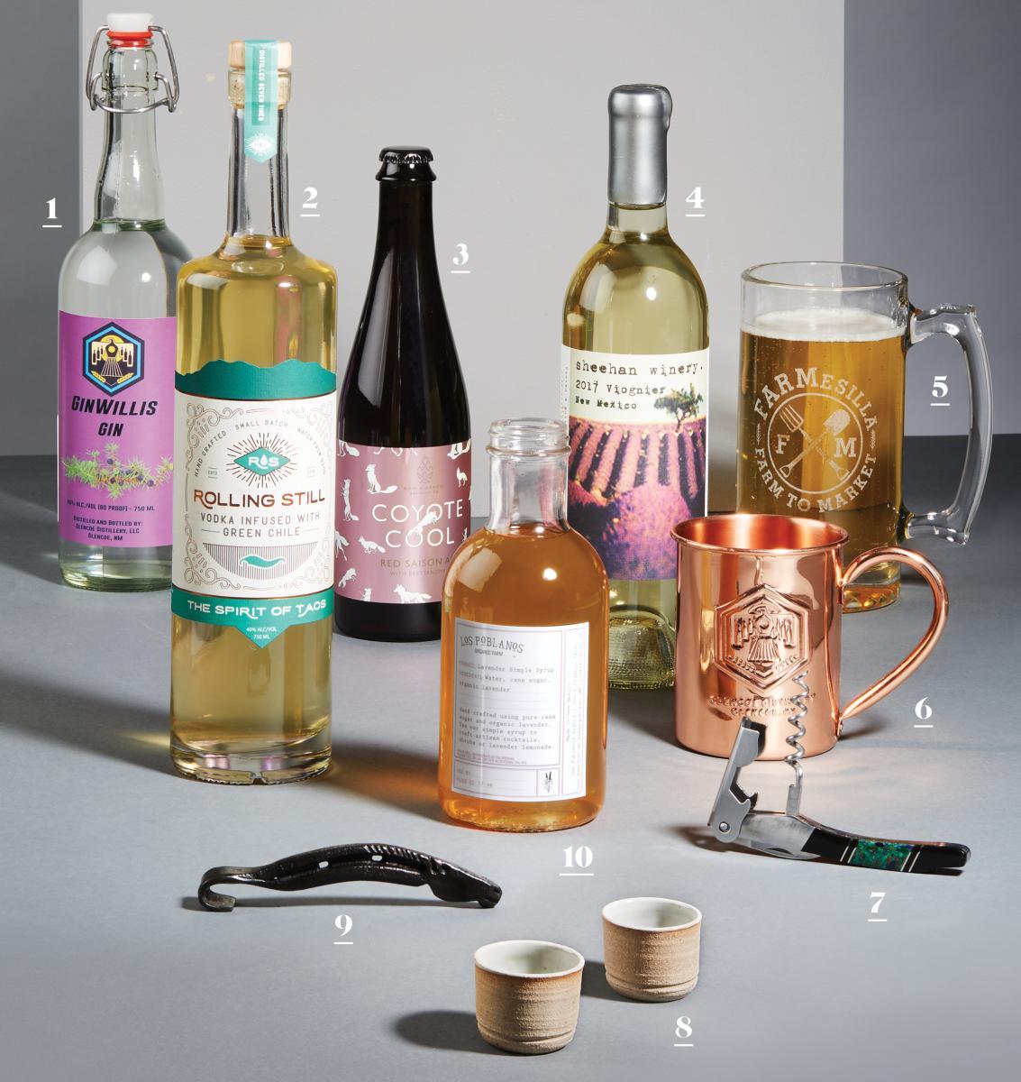 2020 HGG - Drinks