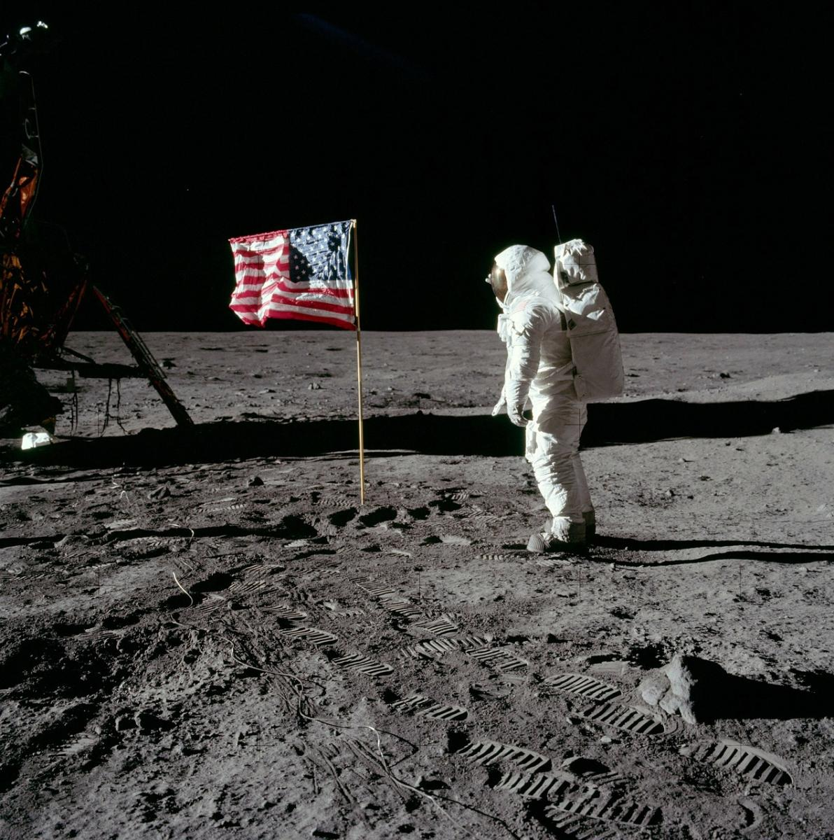 Moon Landing - Apollo 11