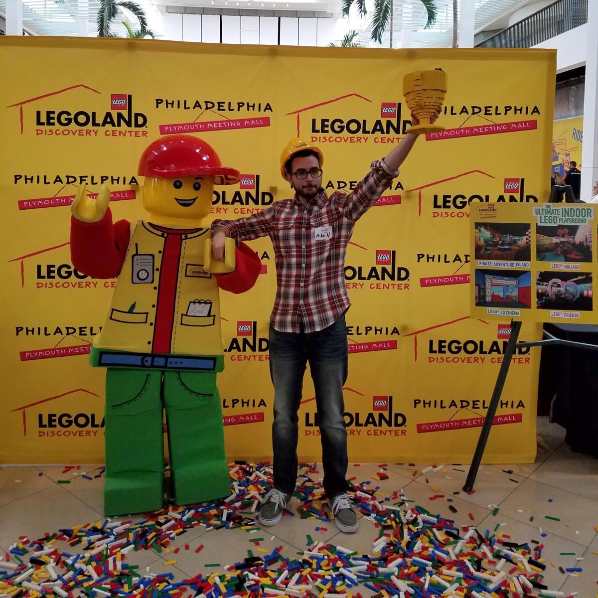 LEGOLAND Master Builder