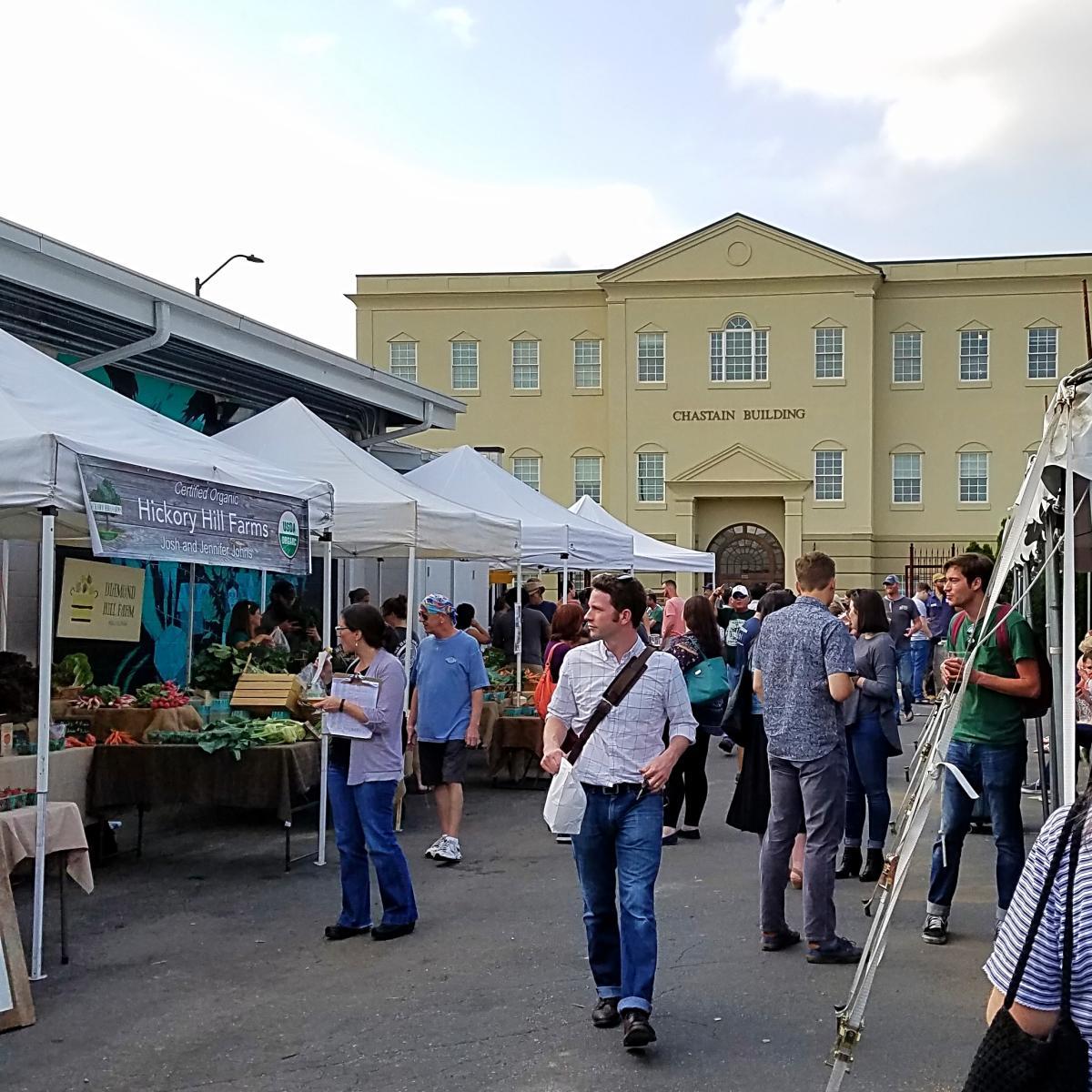 athens farmer's market