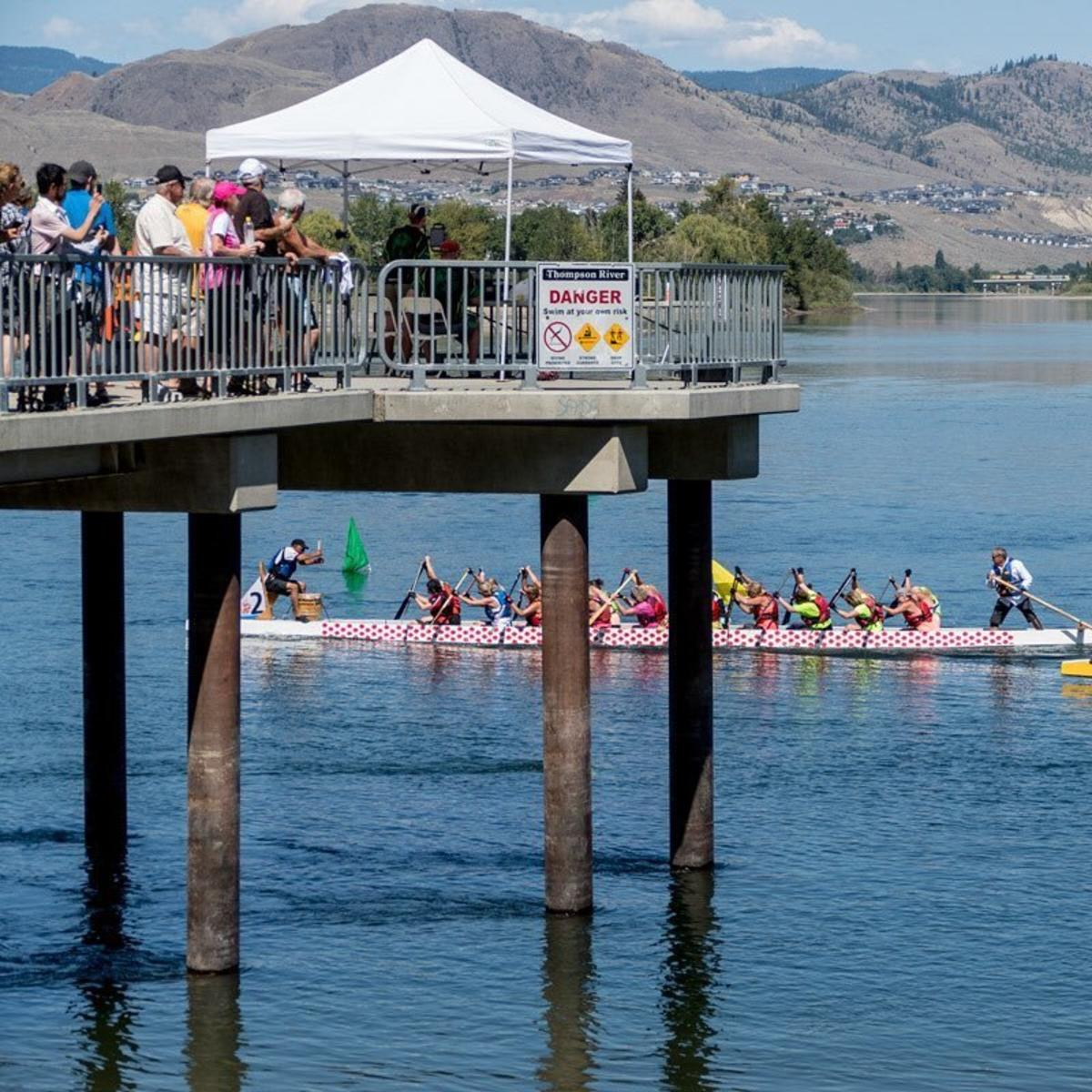 Kamloops Dragonboat Festival