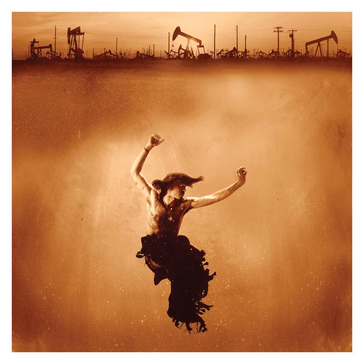 Oil Boom by Cara Romero