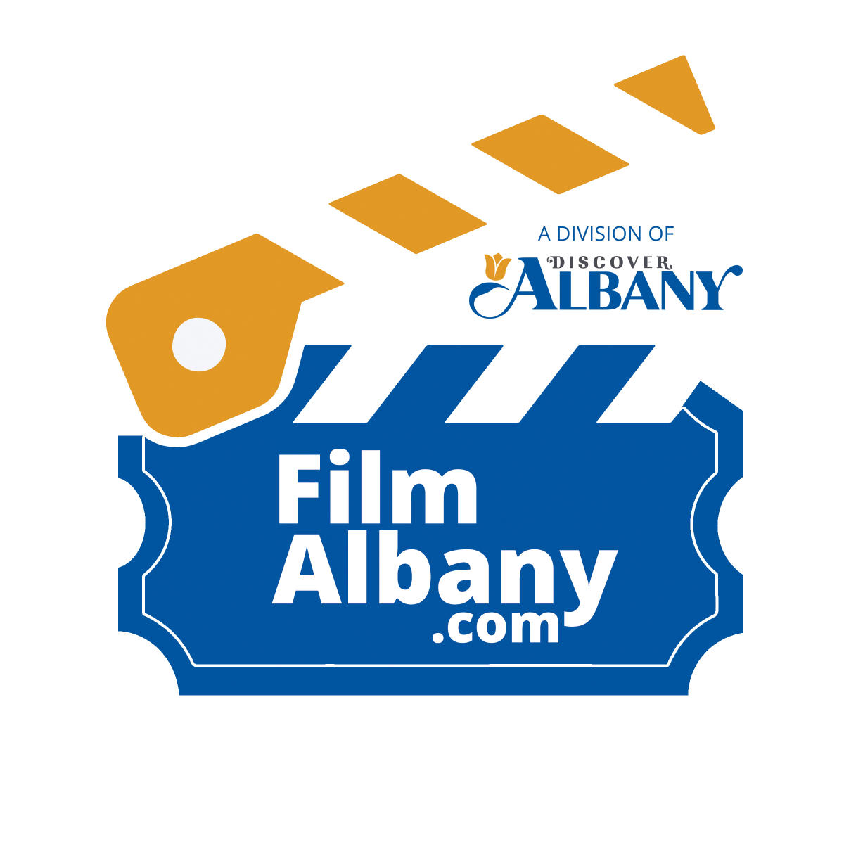 New Film Albany Logo