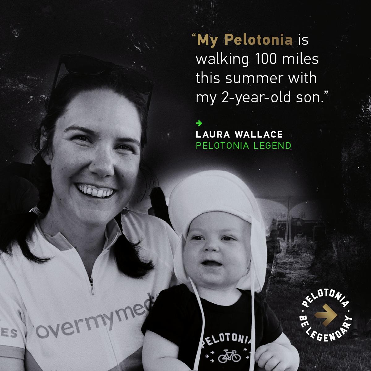 Laura Wallace Pelotonia Legend Testimonial