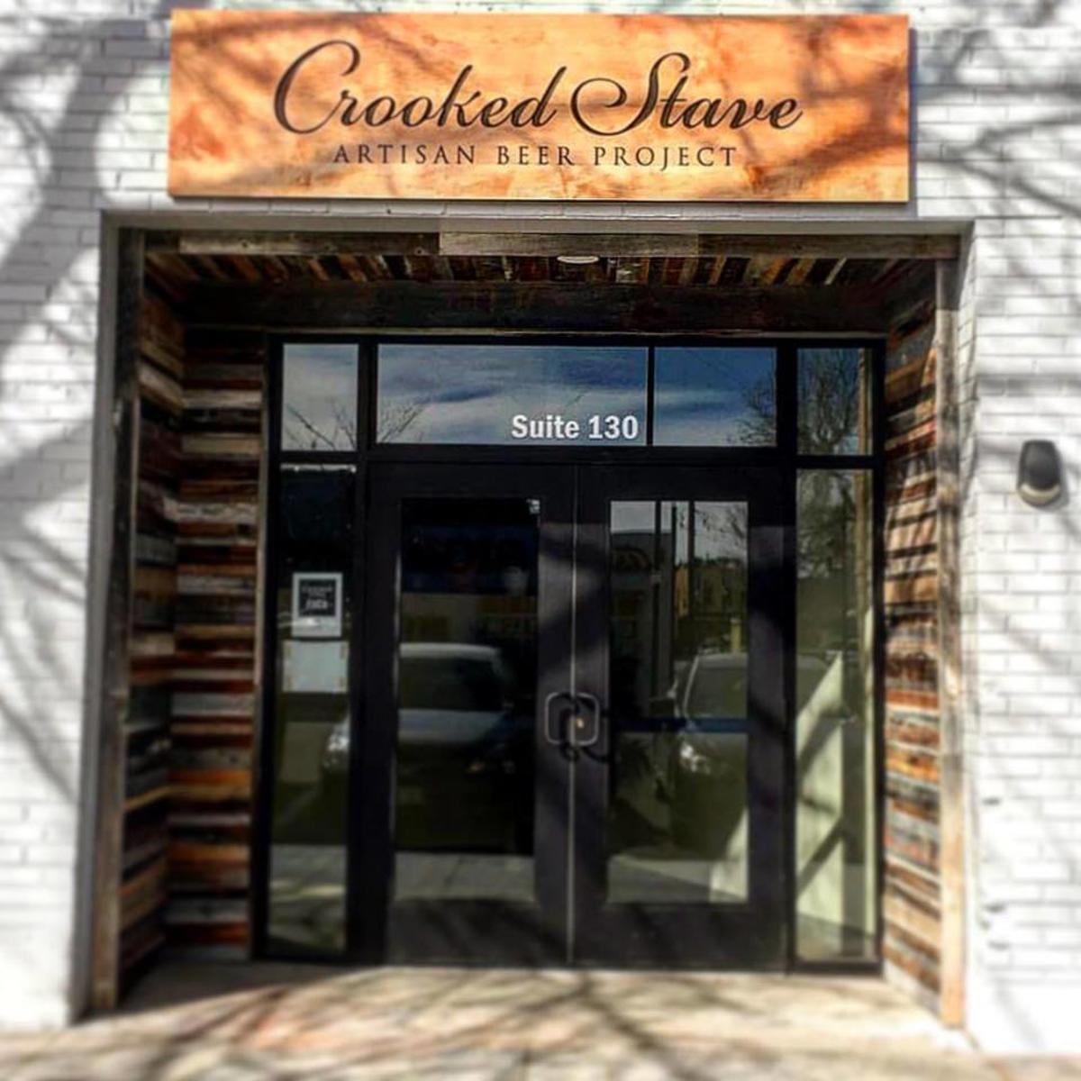Crooked Stave Store Front