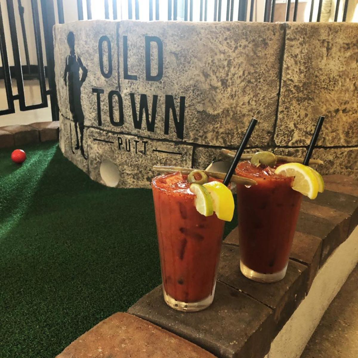 Old Town Putt Bloody Mary