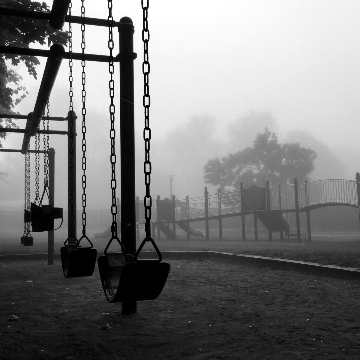 creepy playground