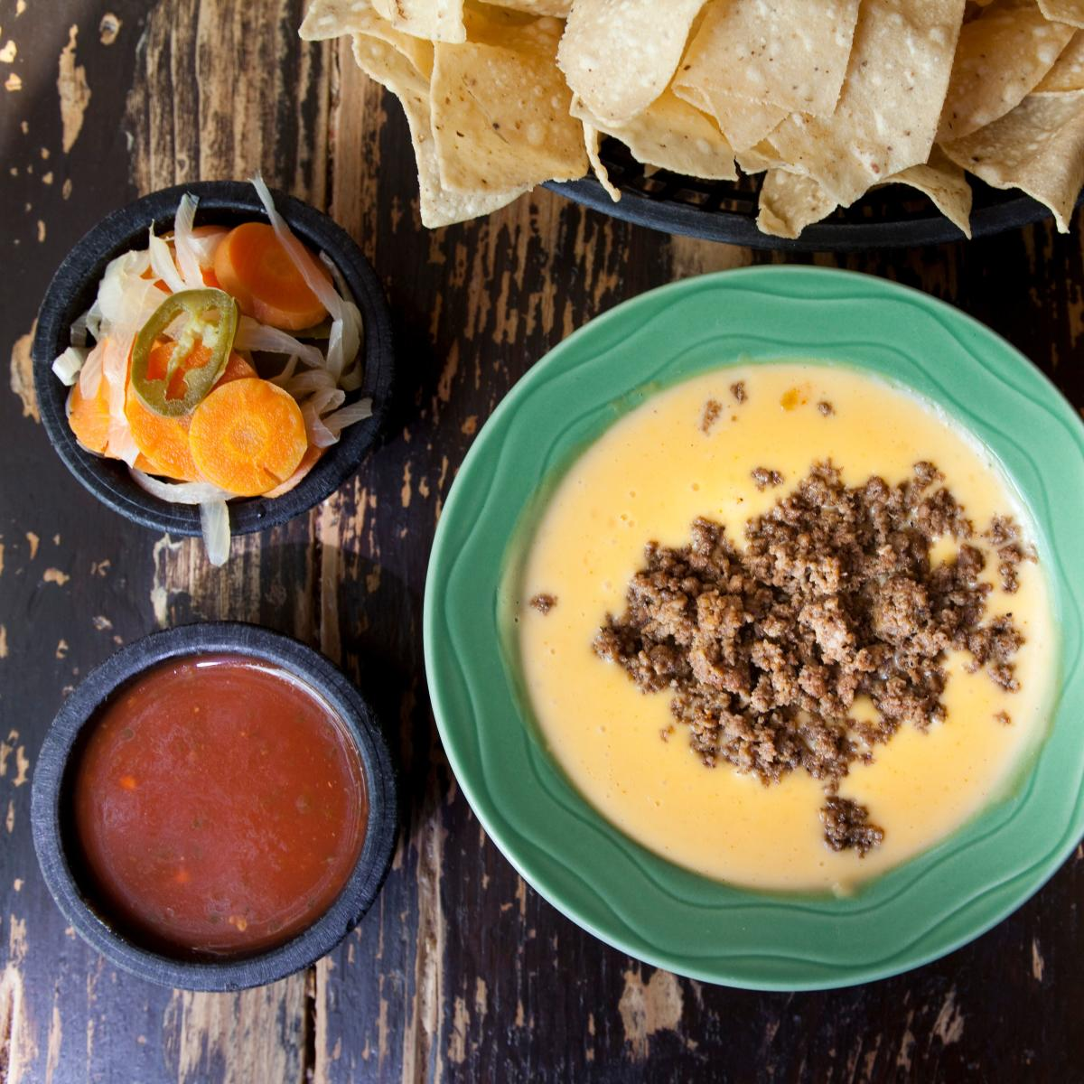 Jose's Dip at Molina's Cantina