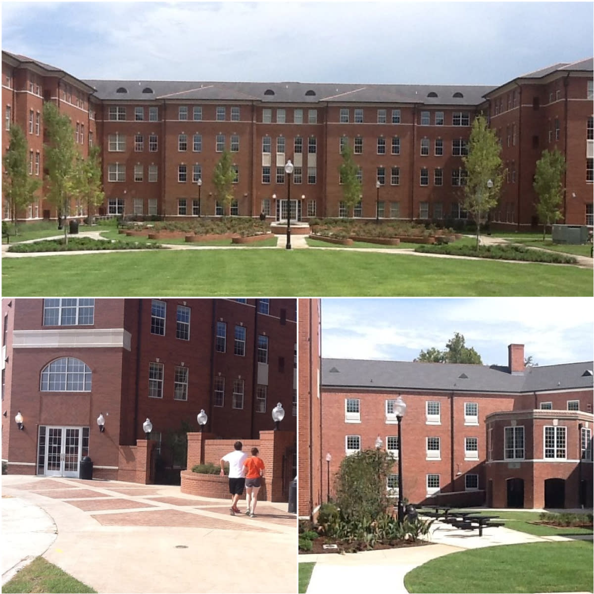 University of Louisiana at Lafayette Dorms