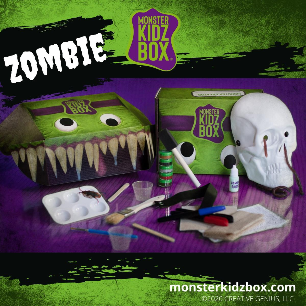Monster Kidz Box