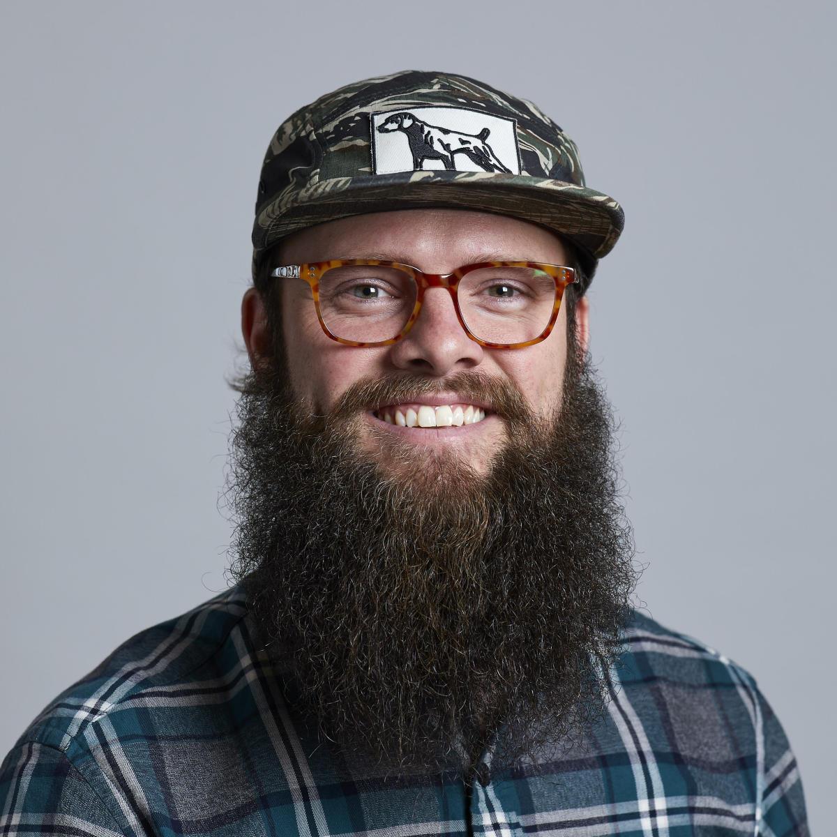 Spencer Ploessl Headshot