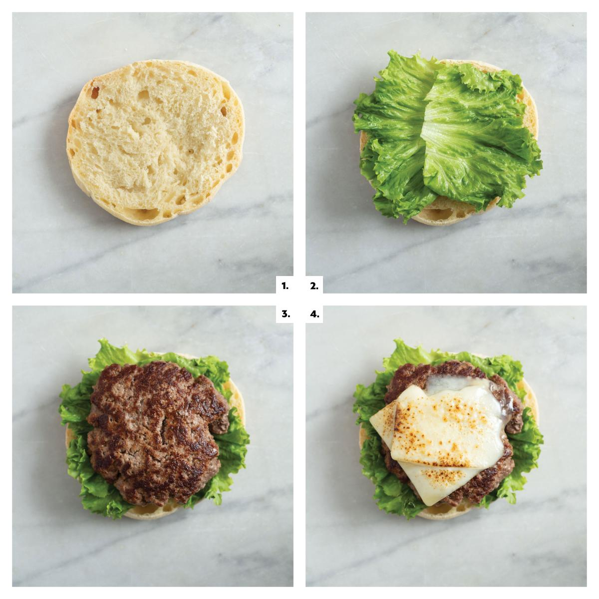 The Perfect Green Chile Cheeseburger - Step by Step