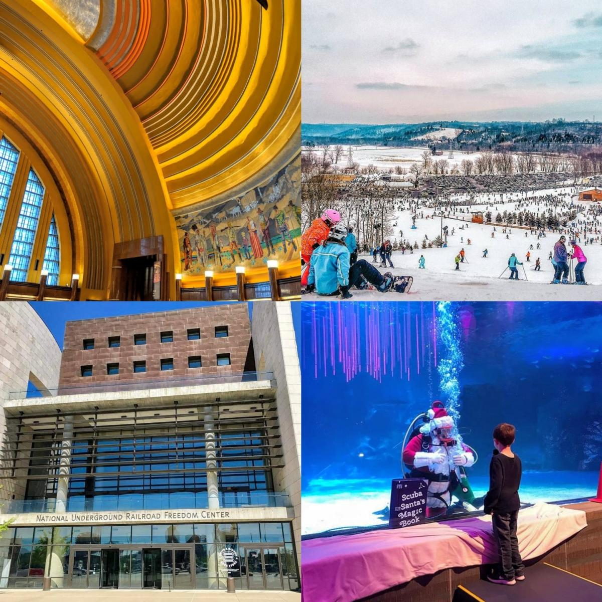Cincinnati OH-KY-IN Named Best Winter Destination